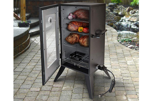Smoke Hollow 30162EW 30-Inch Electric Smoker with Window