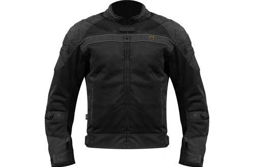 GDM-01 Mesh Motorcycle Jacket