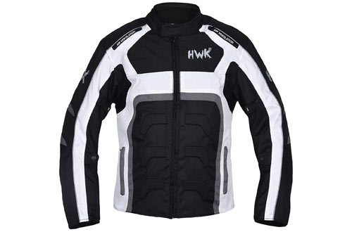 HWK Textile Motorcycle Jacket