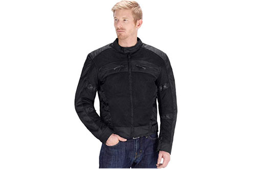 Viking Cycle Ironside Motorcycle Jacket For Men