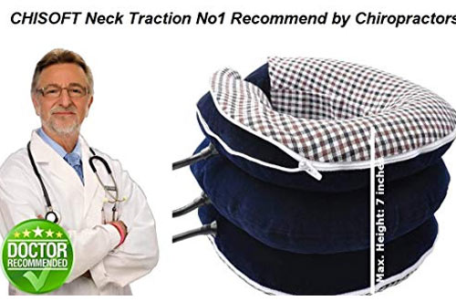 Chisoft Neck Traction Device -Neck Stretcher