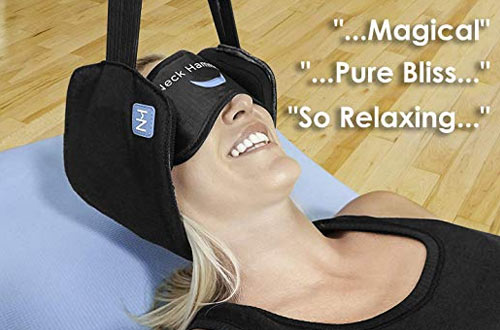 Original Portable Cervical Traction and Relaxation Device