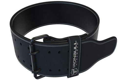 Iron Bull Strength Powerlifting Belt