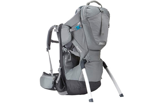 Thule Sapling Child Carrier, Dark Shadow/Slate