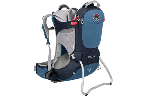 Osprey Packs Poco AG Seaside Blue Child Carrier