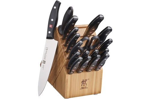 Zwilling J.A. Henckels 30782-000 Twin Signature Knife Block Set