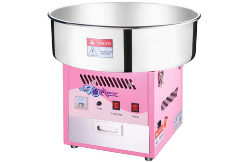 Commercial Quality Cotton Candy Machine and Electric Candy Floss Maker