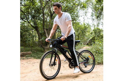 Speedrid Electric Mountain Bicycle Sport Bike