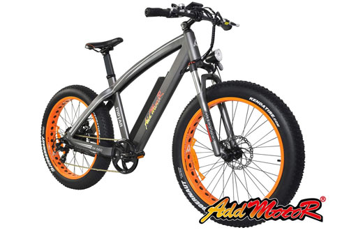 Addmotor MOTAN Fat Tire Electric Mountain Bicycles