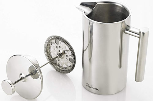 Bellemain French Press - Extra Filters Included - Coffee and Tea Maker
