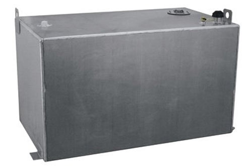 RDS Manufacturing Heavy-Duty Aluminum Transfer/Auxiliary Fuel Tank