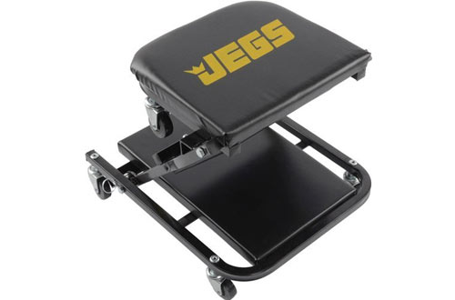 JEGS Performance Products 81165 2 in 1 Foldable Creeper & Seat