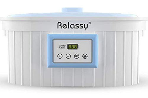 Relassy Paraffin Wax Bath, Paraffin Wax Warmer