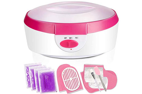 Ejiubas Paraffin Wax Warmer Machine for Hands and Feet