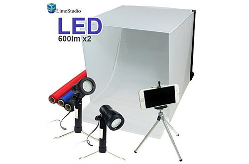 LimoStudio Table Top Photo Photography Studio Tent