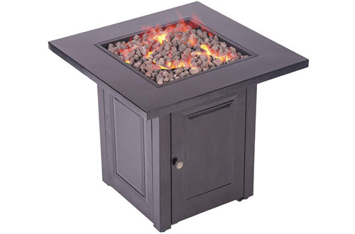 Propane Fire Pit Patio