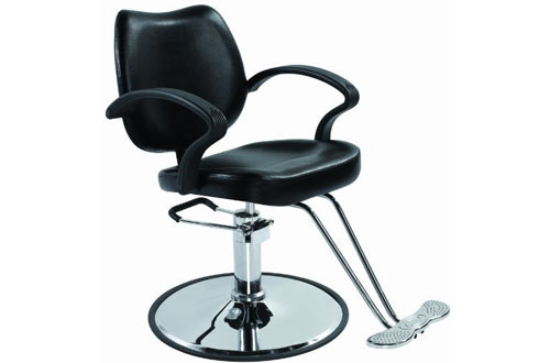 Classic Hydraulic Barber Chair Styling Salon Beauty