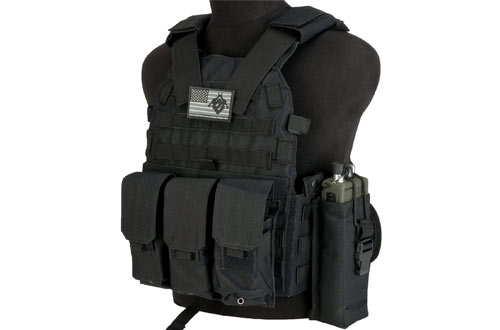 Evike Avengers Airsoft Tactical Vest