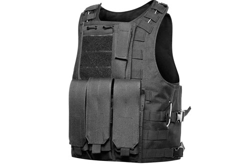 Full Refund Assurance Tactical Airsoft Vest