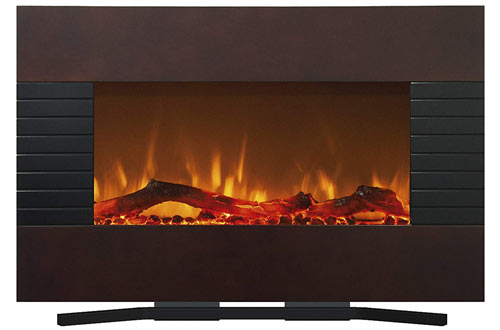 Northwest 80-422S Mahogany Fireplace