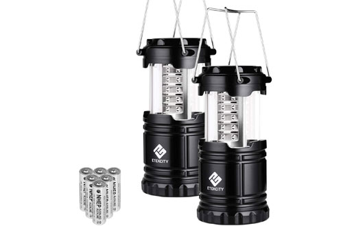 Top 10 Best Outdoor Led Camping Lanterns Reviews In 2019