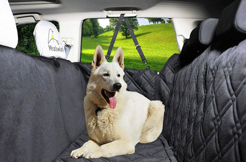 Meadowlark Unique Design Dog Seat Covers & Full Car Protection