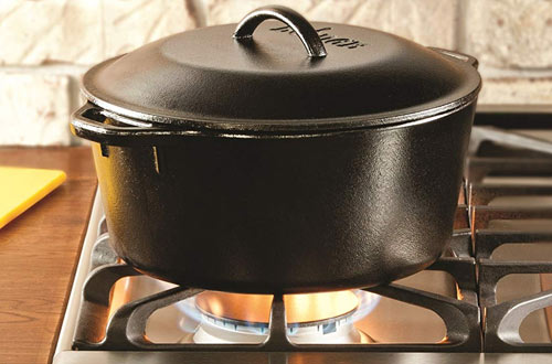 Lodge Cast Iron Dutch Ovens