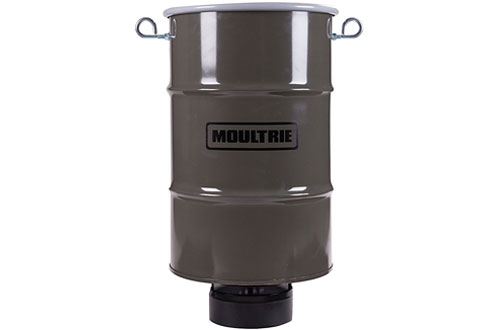 Moultrie Pro Magnum Digital Metal Hanging Deer Feeder - 30-Gallon