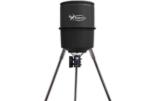 Wildgame Innovations Quick Set 270 Automatic Deer Feeder
