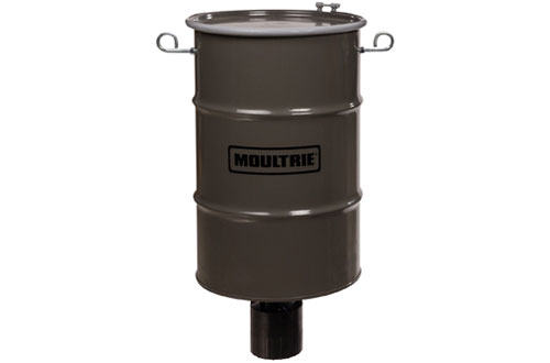 Moultrie 30-Gallon Hunter Hanging Deer Feeder - 200 lb. Capacity