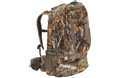 OutdoorZ Falcon External Frame Hunting Backpack – ALPS
