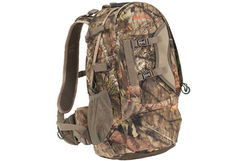 ALPS OutdoorZ Pursuit Hunting Pack with Bow/Rifle Holder