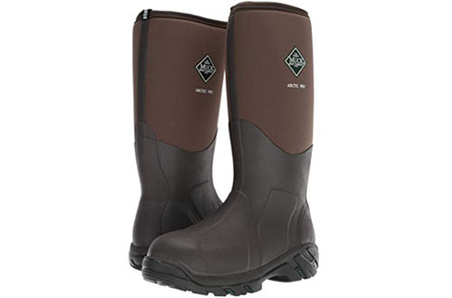 Muck Boot Men's Arctic Pro Warmest Rubber Hunting Boots