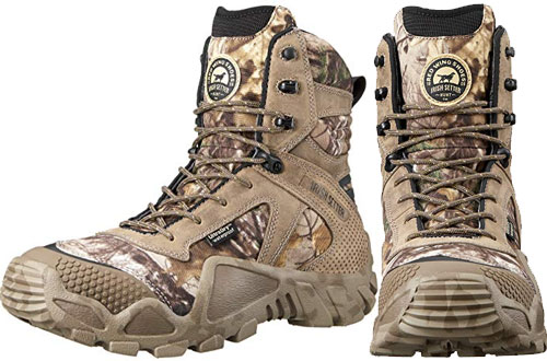 Irish Setter Men's Waterproof Hunting Boots