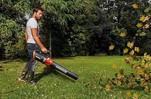 Worx Turbine Corded Leaf Blower with Variable Speed Control – WG520