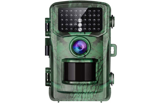 TOGUARD Trail Camera & Game Hunting Camerasfor Wildlife Monitoring and Home Security-14MP 1080P