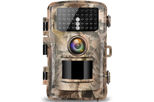 Campark Waterproof Game and Hunting Trail Camera - 14MP 1080P