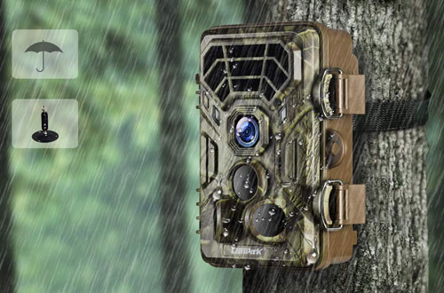 CamparkWaterproof Wildgame InnovationsTrail Cameras for Wild Scouting Home Security
