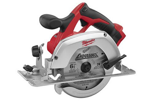 Milwaukee 3,500 RPM Cordless Circular Saw with Magnesium Guards