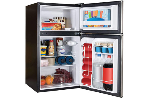 GE HC32TW10SV 3.2 cubic ft Compact Refrigerator