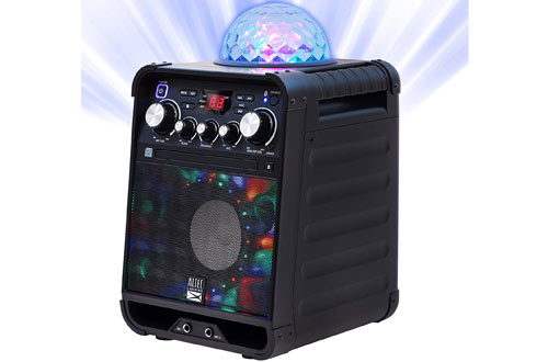 Altec Lansing Party Star Portable Karaoke Machine