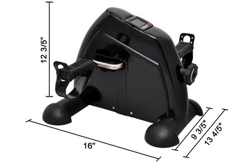 MedMobile Digital Mobility Aid Pedal Exerciser for Arms and Legs