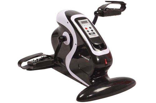 Motorized Electric Mini Exercise Bike By Confidence