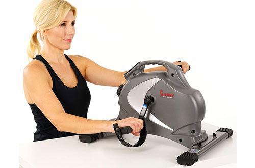 Health and Fitness Magnetic Mini Exercise Bike – Sunny SF-B0418