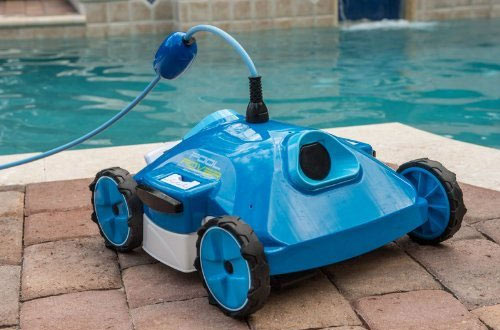 Pool Rover US, JET, S2 115VAC/48VDC Above Ground Pool Cleaner