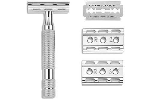 Rockwell Razors 6C Adjustable Double Edge Safety Razor