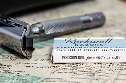 Rockwell Razors 2C Adjustable Double Edge Safety Razor