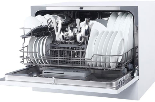 Magic Chef Energy Star Portable Countertop Dishwasher