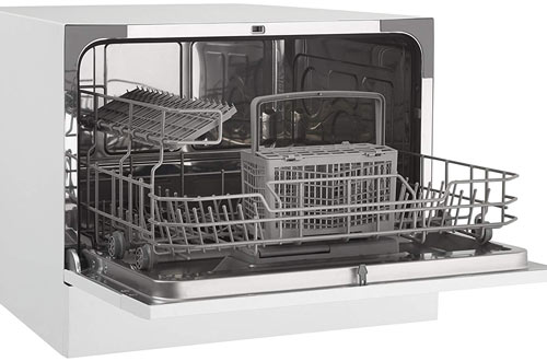 Danby DDW621WDB Commercial Countertop Dishwasher
