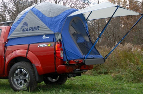 Napier Outdoor Sportz Truck Tent for Small Bed